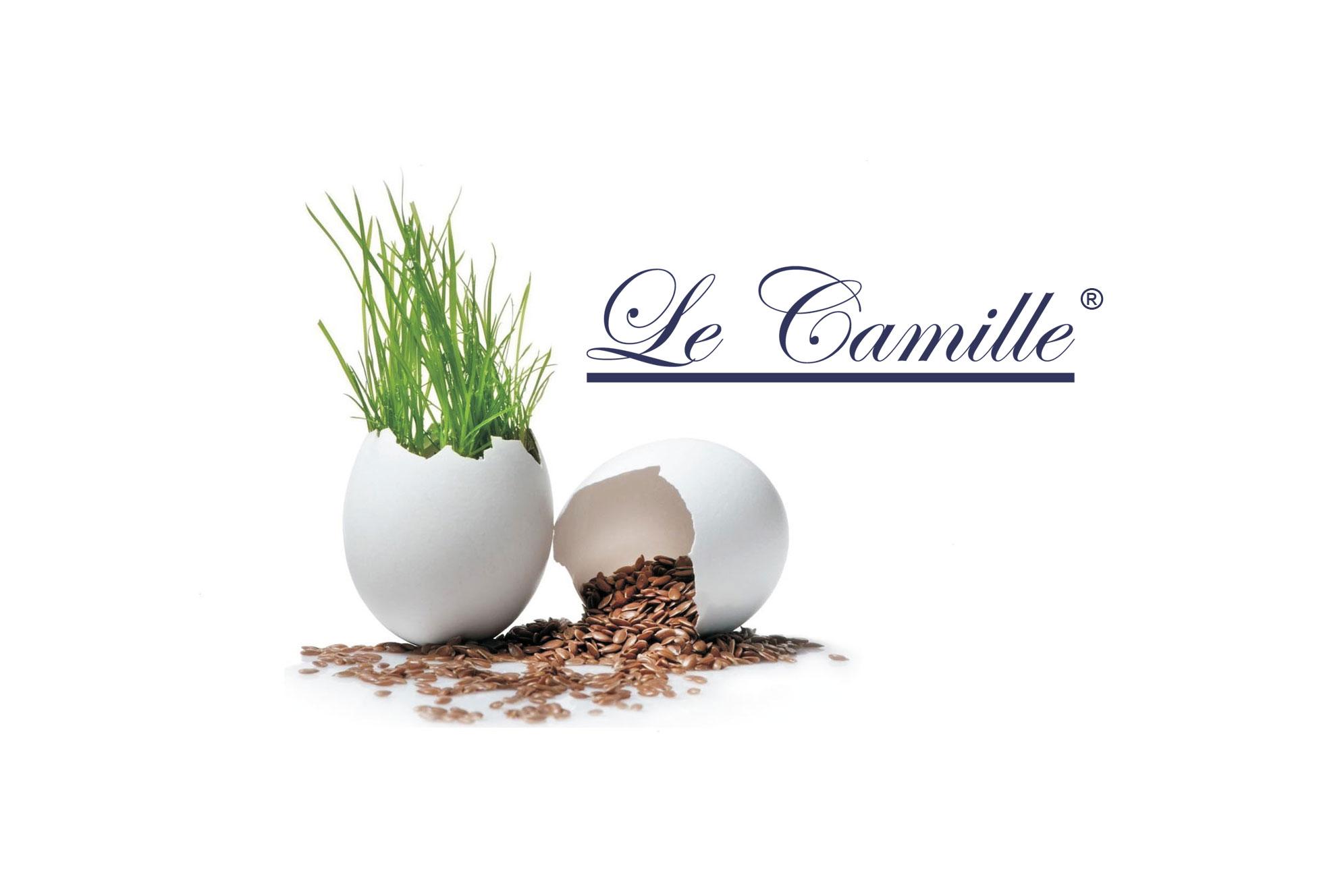 Le Camille®, le uova astigiane ricche di Omega 3