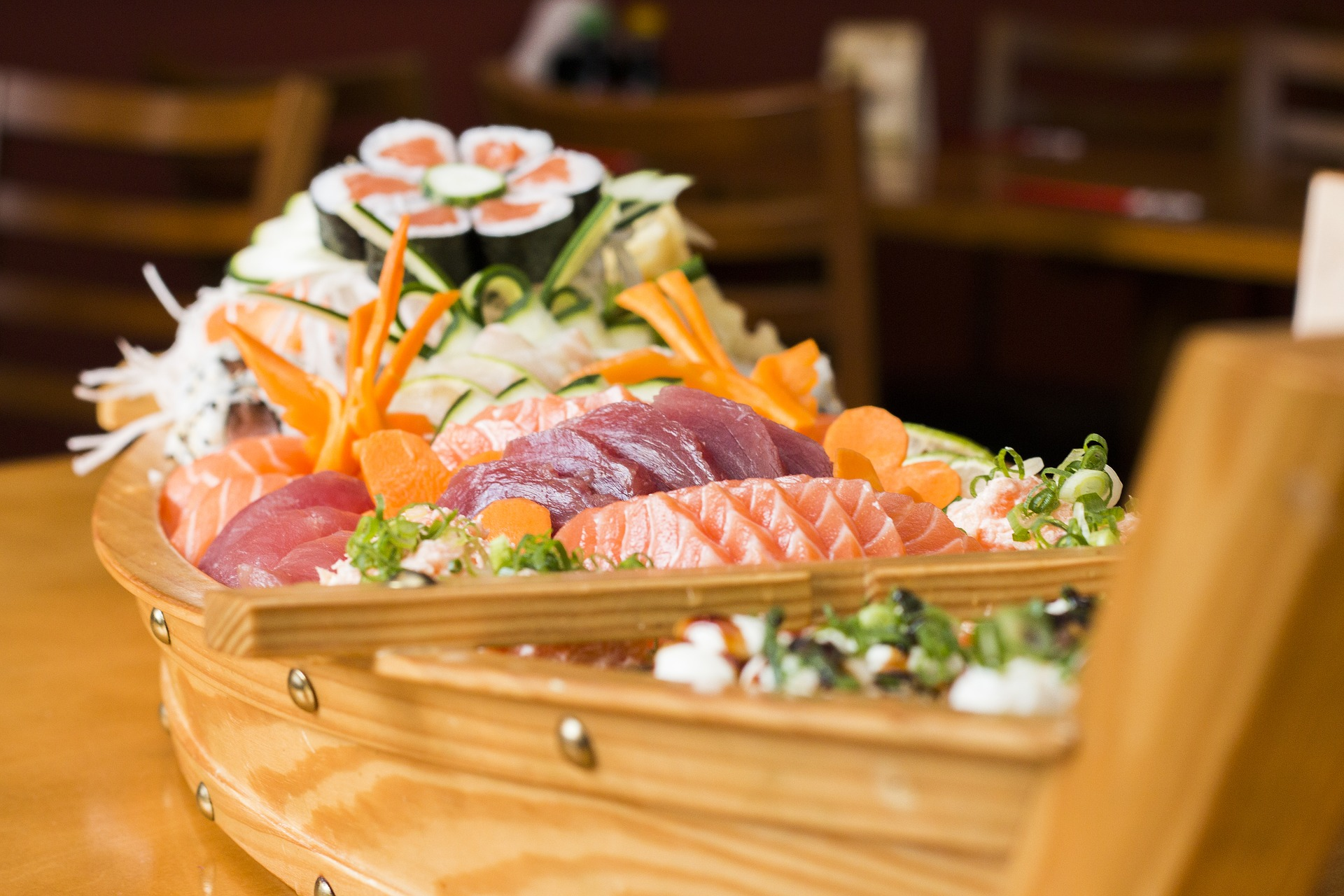 Sushi, sashimi e Anisakis