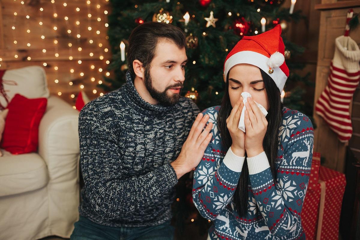 Riconoscere i sintomi della febbre non ritrovarli sotto l'albero